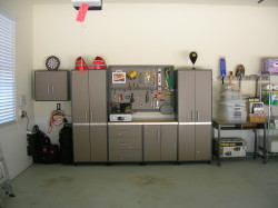 AFTER Garage Organize