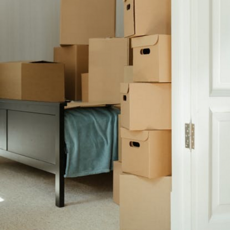 Get Organized and Unpacked After Moving
